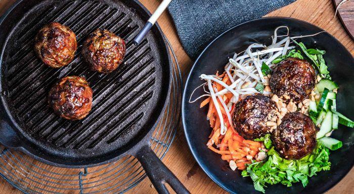 Vietnamesiska köttbullar