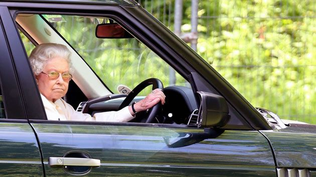 Feminist Queen Elizabeth II Gives Saudi Arabia's King a Lesson in Power. It involves the royal Land Rover.