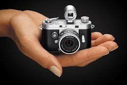 Läckra digitalkameror som inte ser ut som andra.