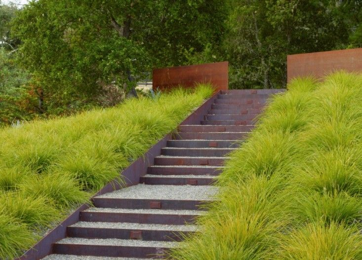 583 best stairs images on pinterest stairs landscaping for Pictures of garden steps designs