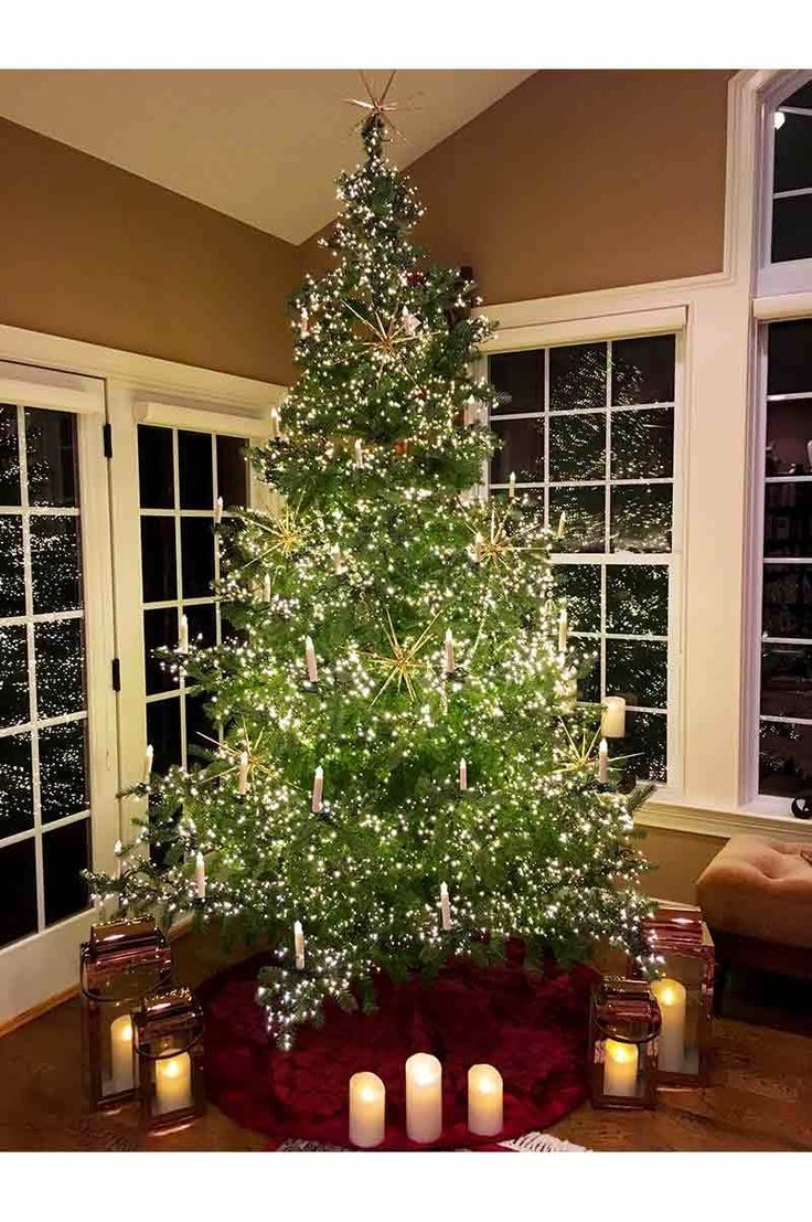 "The ""Stars in the Sky"" Pre-Lit Christmas Tree - Lisa Robertson"