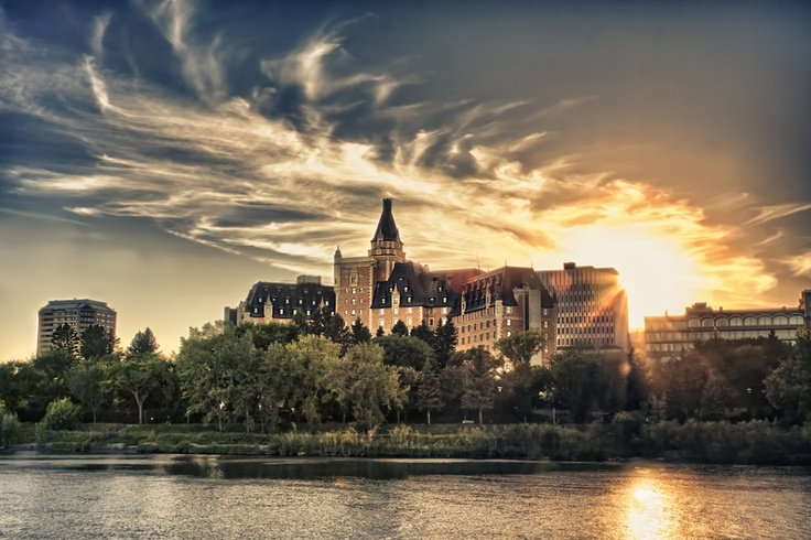 Have you ever visited Saskatoon? It sure is pretty here!