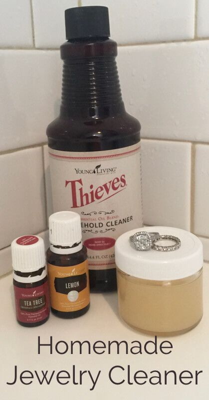 Homemade Jewelry Cleaner - Oh Lardy :: Want some simple tips to help you detoxify your personal care products?  Grab this awesome PDF with great recipes and tricks to help you: https://il313.infusionsoft.com/app/form/d2af4441b09d6f19ec3310f0908ed64d