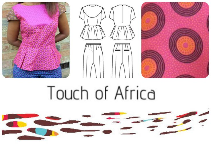 Do you like prints? We do! Which is your favourite? Pink, blue or brown?  www.touch-of-africa.co.uk