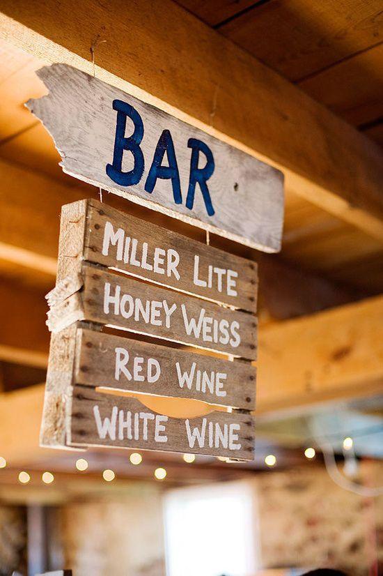 Las 25 mejores ideas sobre bares r sticos en pinterest y for Bar madera rustica