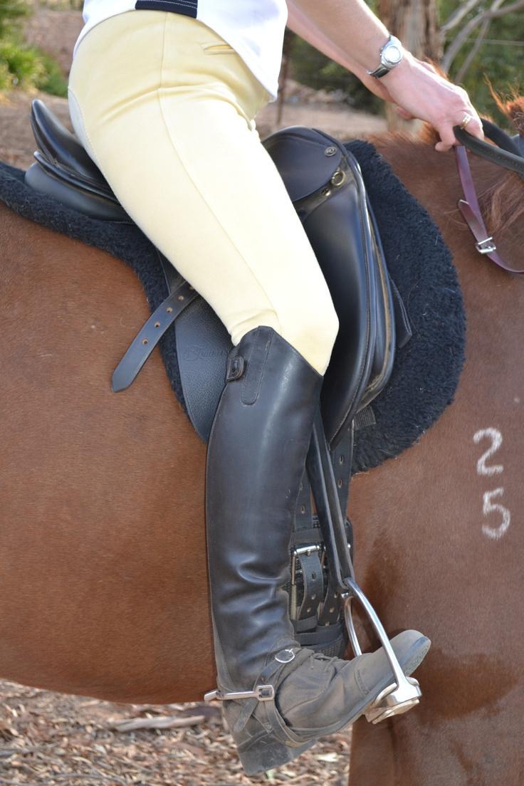 Horseback Riding Exercises