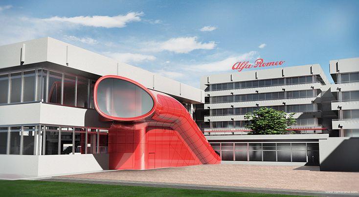 Alfa Romeo inauguró su museo en Arese