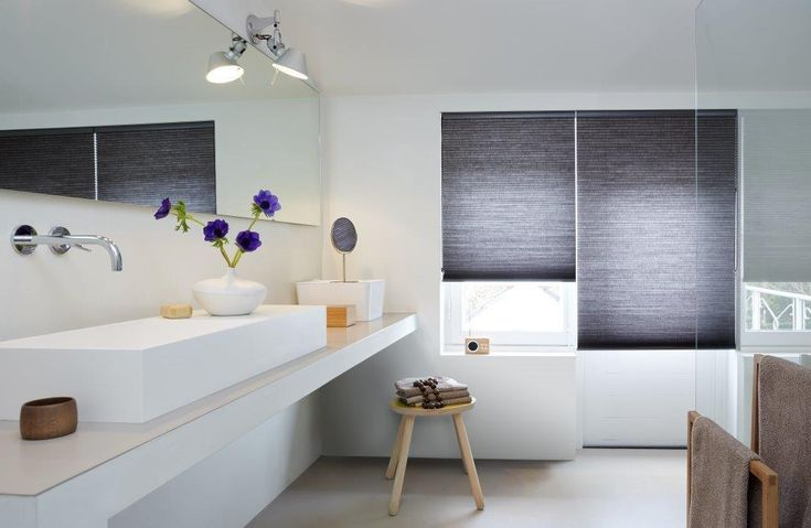 Duette®Shades in badkamer 61805 #Toppoint #duetteshades