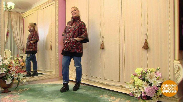 Весенняя куртка отОльги Никишичевой. 14.03.2017