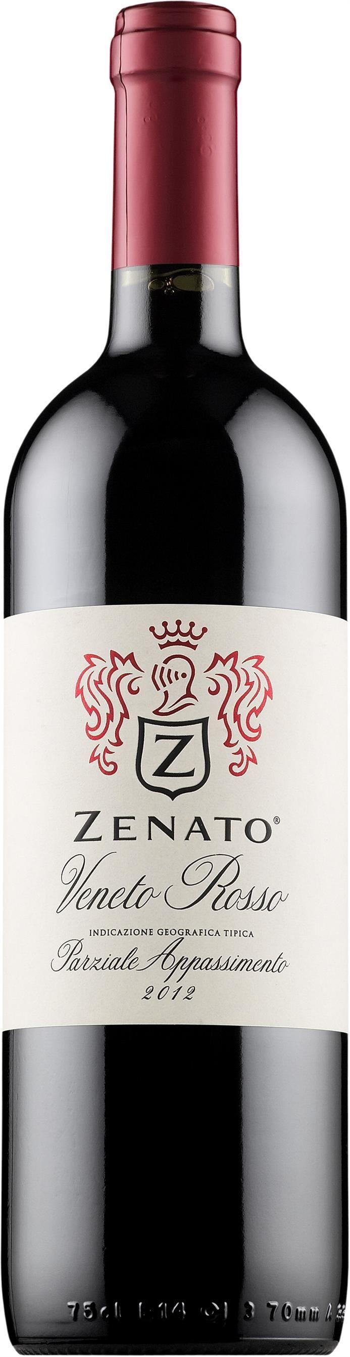 Zenato Veneto Rosso Parziale Appassimento 2012