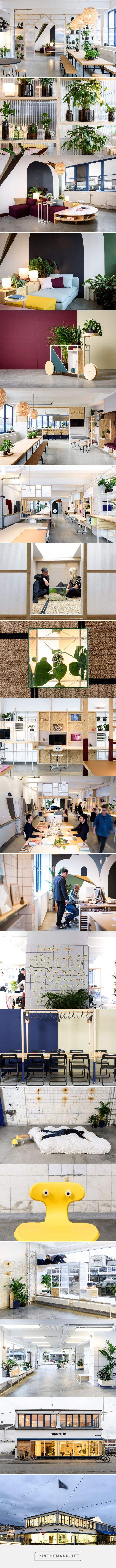 Space10: IKEA's New External Innovation Lab - Design Milk - created via https://pinthemall.net