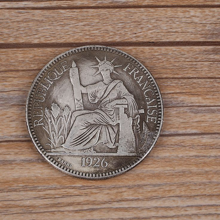 1926 American Silver Dollar Coin Simulation Memorable Independent Day Coins Collectibles Gifts