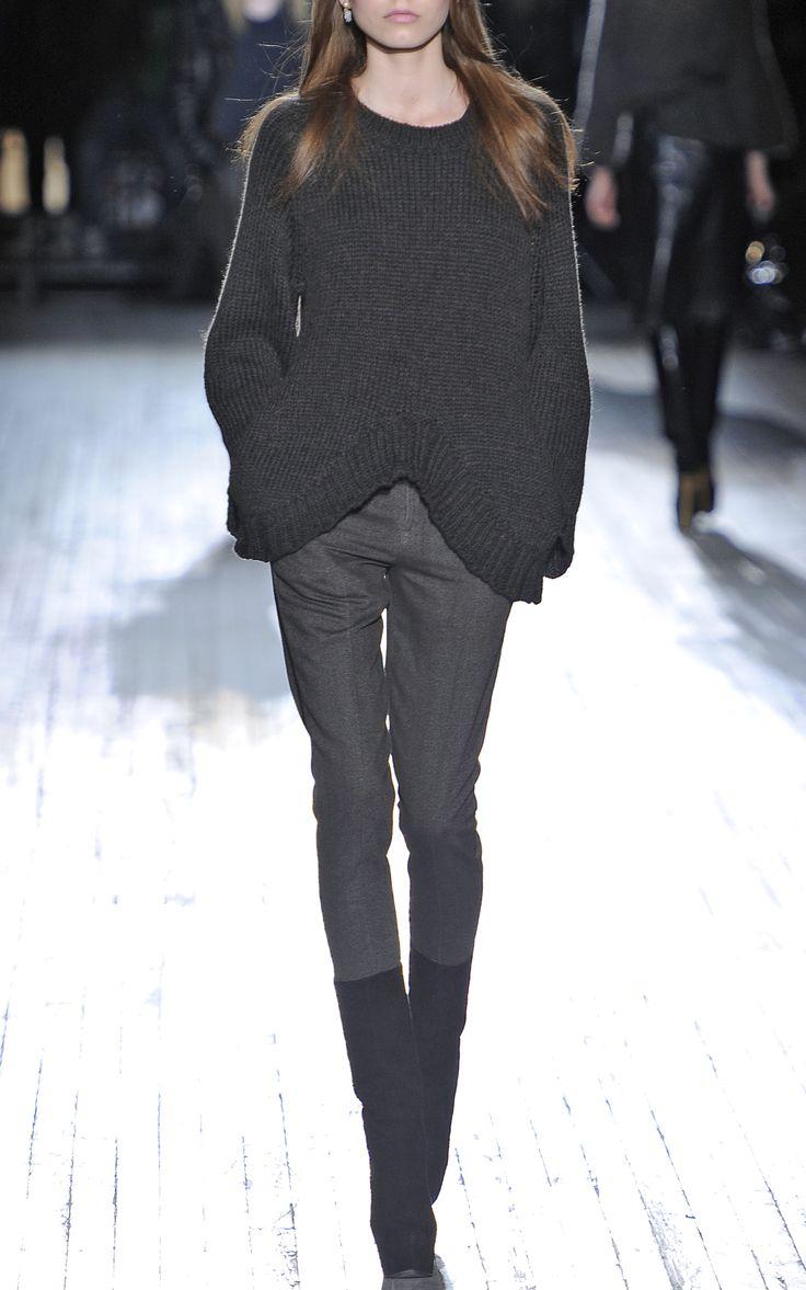 Knopy Yourney Sweater by Theyskens' Theory for Preorder on Moda Operandi