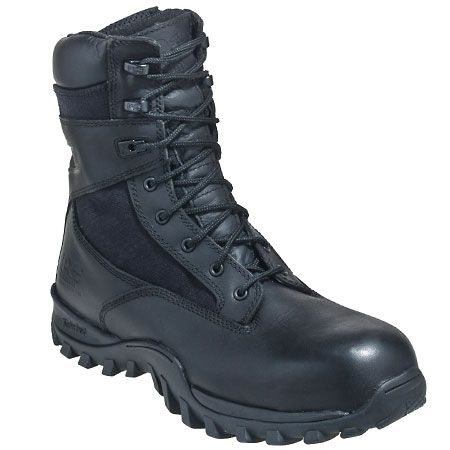 Timberland Pro Boots 89679 Mens Black McClellan Compostie Toe Military Boots