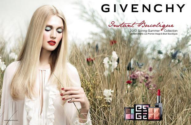 Givenchy - Instant Bucolique 2012