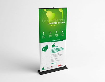 "Check out new work on my @Behance portfolio: ""Pendones ecofiltro"" http://be.net/gallery/32627227/Pendones-ecofiltro"