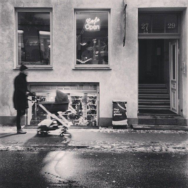 The Log Lady, Studiestræde, Copenhagen