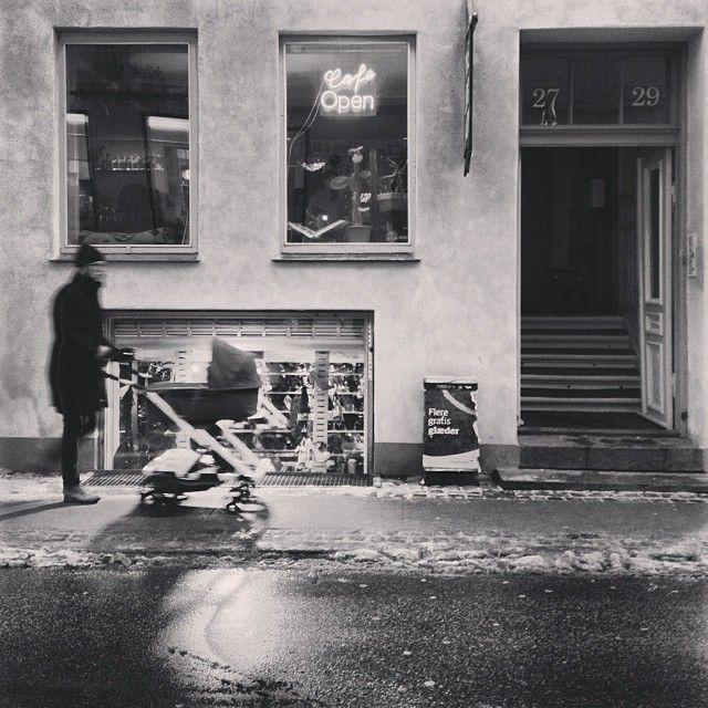 The Log Lady, Studiestræde, Copenhagen