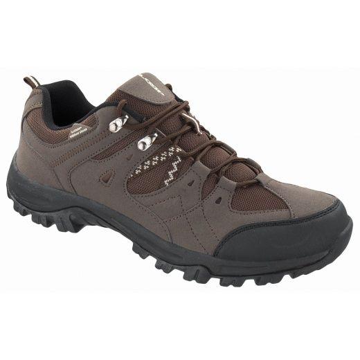 Outdoorové boty RUN hnědá 45