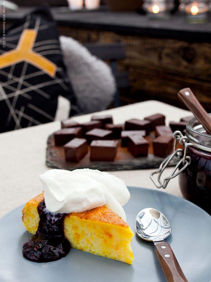 95 best ikea dessert images on pinterest. Black Bedroom Furniture Sets. Home Design Ideas