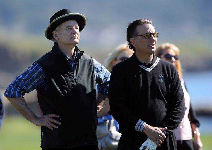 Andy Garcia - AT Pebble Beach National Pro-Am - Previews