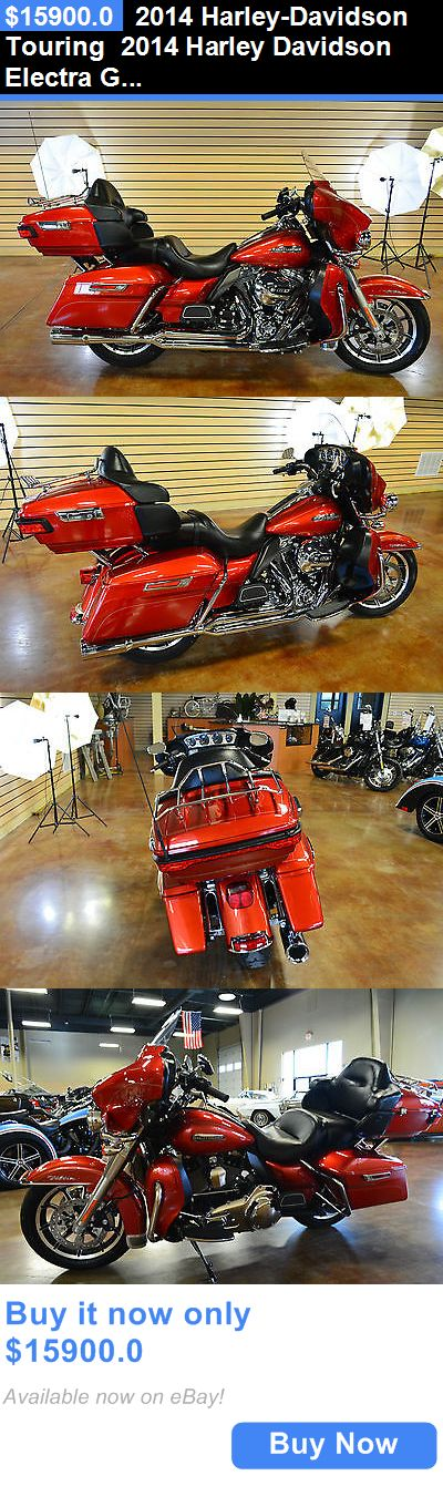Motorcycles: 2014 Harley-Davidson Touring 2014 Harley Davidson Electra Glide Ultra Classic Flhtcu Clean Bike 6K Miles BUY IT NOW ONLY: $15900.0