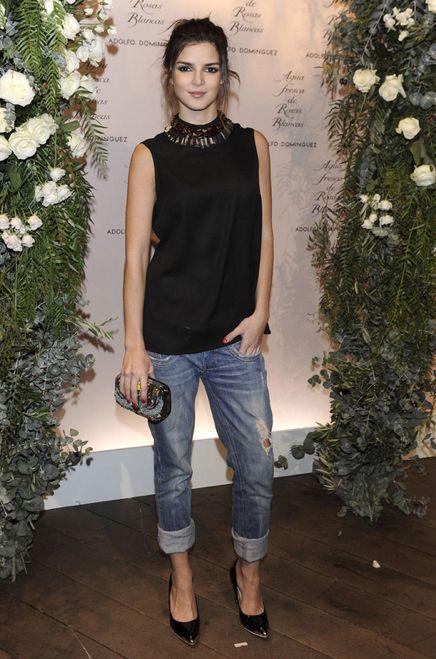 10 looks con jeans para inspirarte esta #Navidad