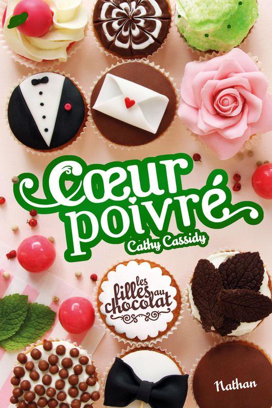 Les filles au chocolat | Romans Grand format | Éditions NATHAN