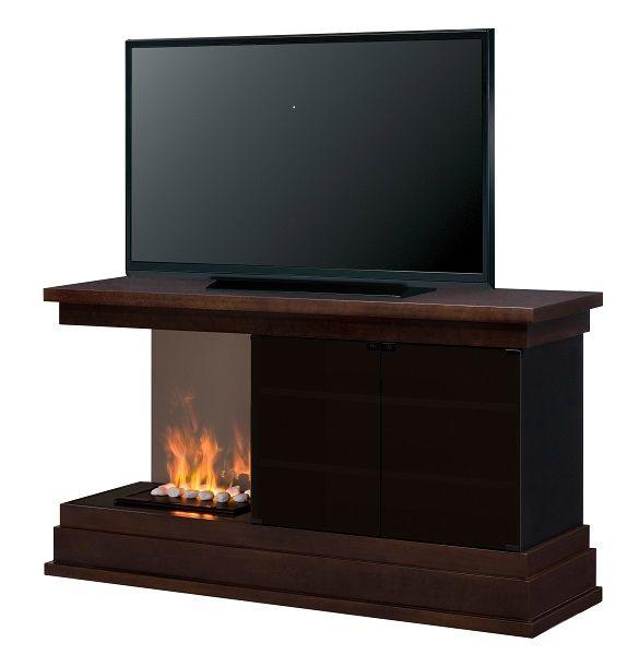 Dimplex Debenham electric fireplace with Optimyst insert; $1899 cdn.