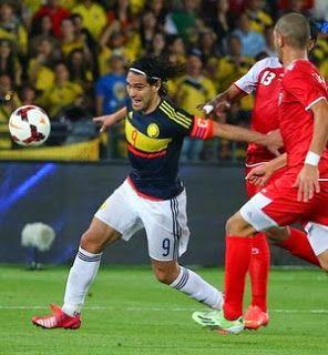 Blog Esportivo do Suíço:  James Rodríguez e Falcao García lideram convocação da Colômbia para Copa América