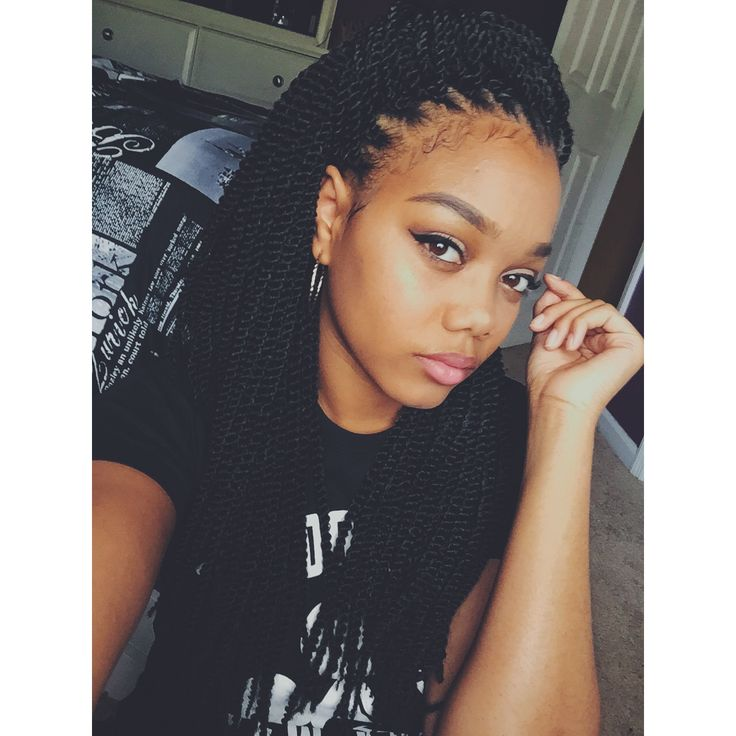 Crochet Senegalese Twists Youtube:: IMadameJay Instagram:: IMadameJay