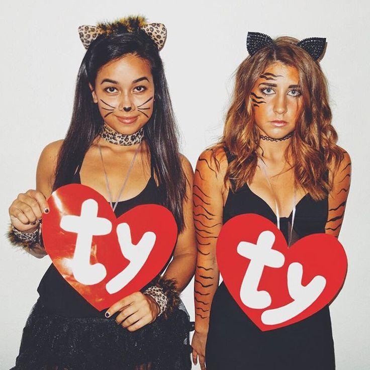 beanie babies #costume #tiger #halloween