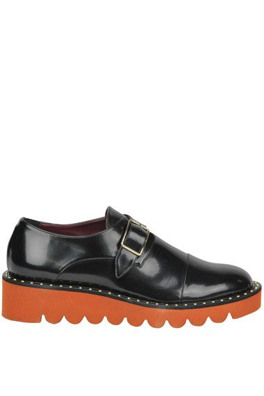 Buy Stella McCartney Flat shoes on glamest.com Fashion Outlet, select the Stella McCartney Odette platform monk shoes of your choice up to 40% off.