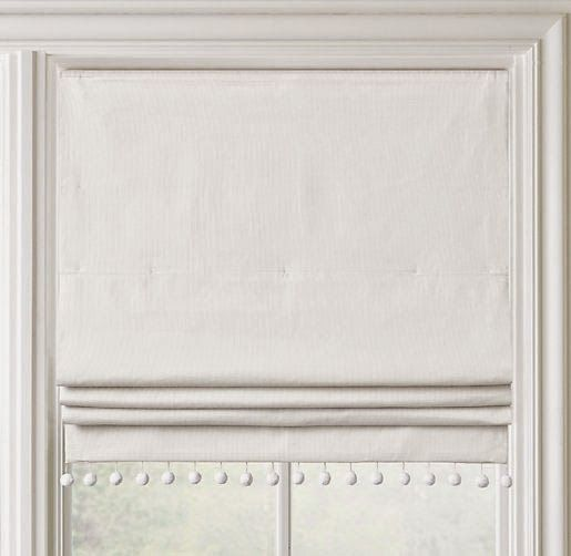 bolitas en las cortinas