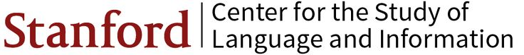 Stanford Center for the Study of Language and Information - phenomenology.