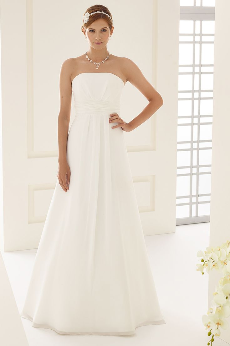 NEVE dress from Bianco Evento  #bridaldress #weddingdress