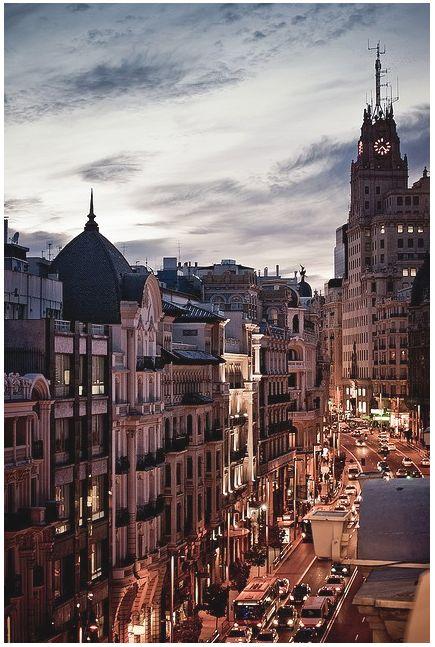 Cortes, Madrid, Spain
