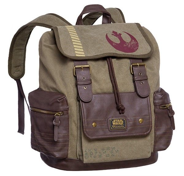 Looking for the perfect gift for that very special Star Wars fan in your life? Thinkgeek has just started selling these absolutely GORGEOUS Rogue One bags by Loungefly that could help you carry tho…