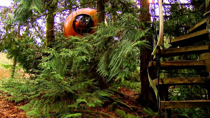 Arbutus RV Island Adventures Qualicum Spirit Spheres