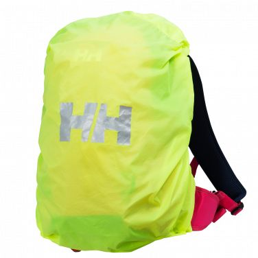 BACKPACK RAINCOVER Keep your backpack dry with this packable rain cover, which features reflective logos and a packable pocket.