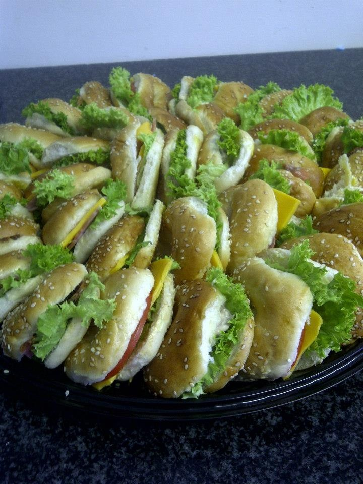 #gourmet #platter #sandwich #food #180degrees #catering #confectionery