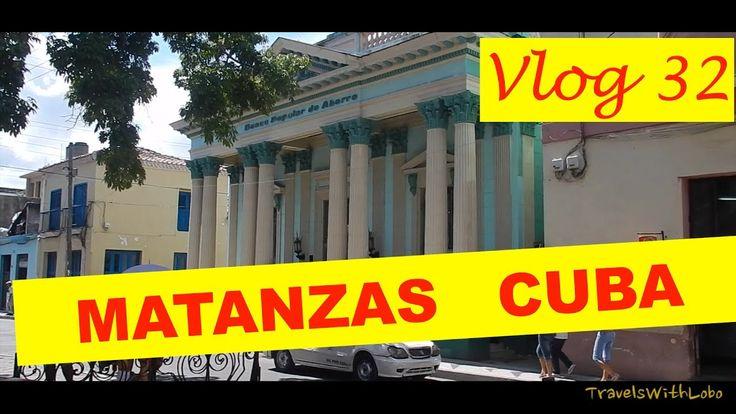 """MATANZAS  - """"ATHENS OF CUBA""""-  Hotel Velasco - Hostal Azul - Jose White ..."""