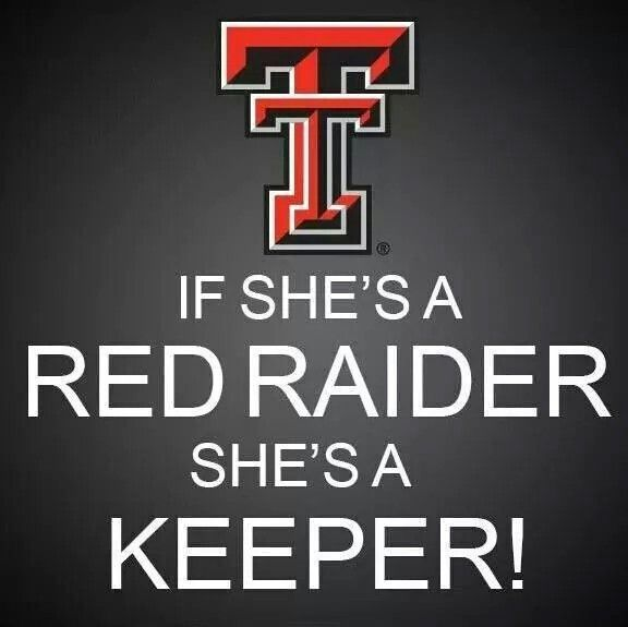 25 Best Texas Tech University Red Raiders Images On