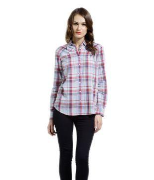 Sbuys Multi Cotton Shirts