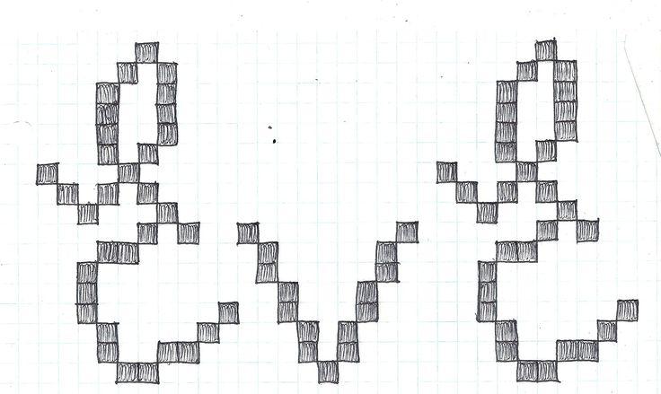 95 best Crochet Graph Patterns by Stitchtastic Designs