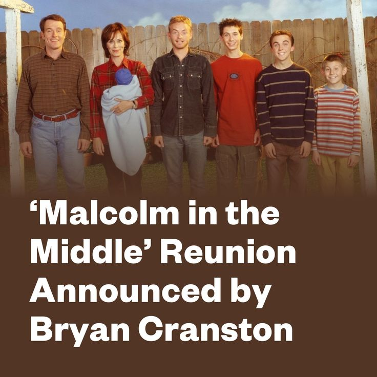 'Malcolm in the Middle' Reunion Announced by Bryan ...