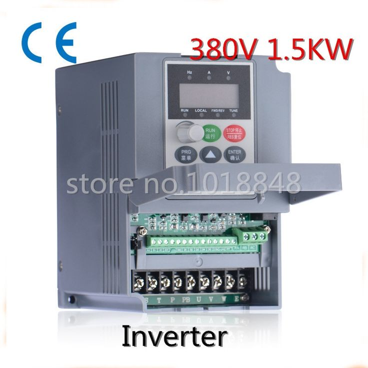 116.00$  Buy here - http://ali42t.worldwells.pw/go.php?t=32733113289 - 380V 1.5kw 5.1a Frequency Drive Inverter  CNC Driver CNC Spindle motor Speed control,Vector converter 116.00$