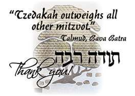 Tzedakah is a Hebrew word literally meaning righteousness but commonly used to signify charity.   It is based on the Hebrew word (צדק, Tzedek) meaning righteousness, fairness or justice, and it is related to the Hebrew word Tzadik meaning righteous as an adjective (or righteous individual as a noun.)   Tzedakah refers to the religious obligation to do what is right and just.