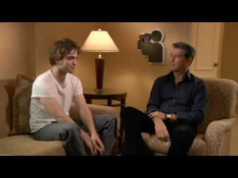 Robert Pattinson and Pierce Brosnan Interview on 3.5.10