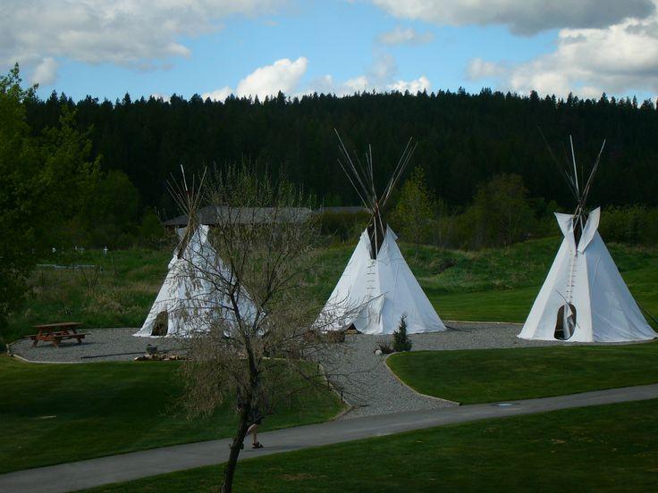 St. Eugene Golf Resort & Casino - Rocky Mountains near Kimberley and Cranbrook, BC.